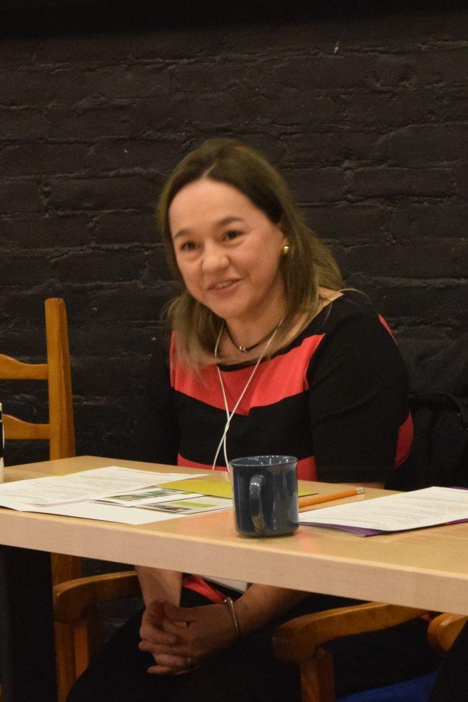 Luz Stella Arias, entrepreneure et panéliste